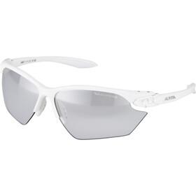 Alpina Twist Four S VL+ Brille Damen white